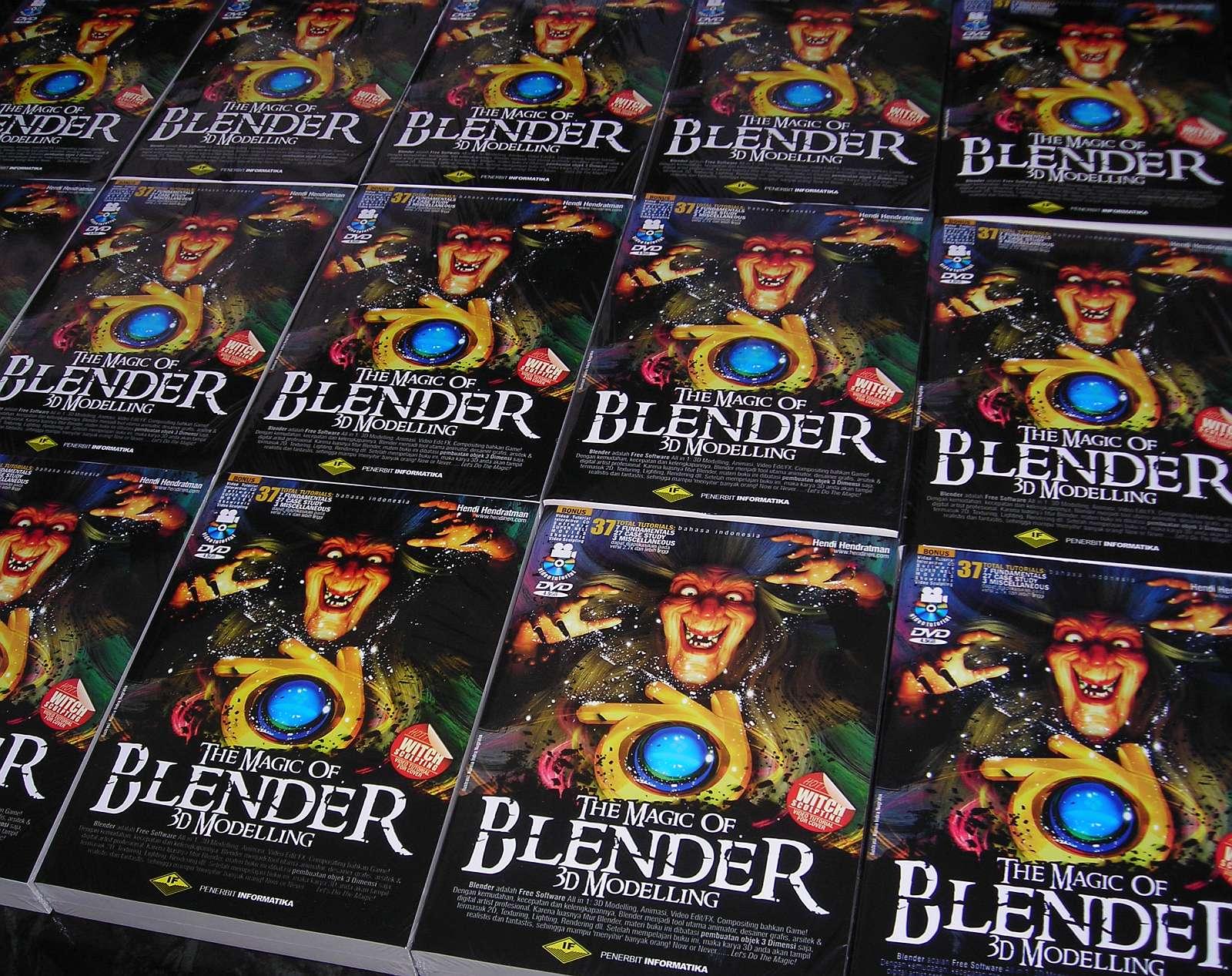 Buku Blender 3D Modelling untuk Pemula blender 3d tutorial buku blender pdf gratis. & Belajar blender dasar \u2013 Tips \u0026 Trik Windows | Internet | Desain ...
